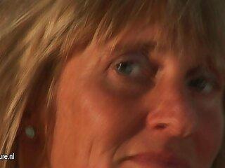 Rubia milf divirtiéndose con xvideos sub español ébano gf