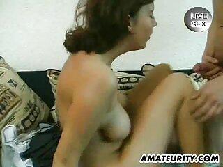 Asiático apasionado pareja A la mierda porno sub castellano