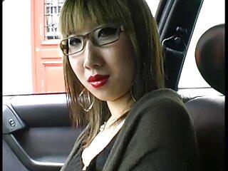Condujimos a videos de sexo con subtitulos en español una mujer asiática en un auto