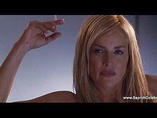 Chica mimaba videos de sexo con subtitulos su chocho con un gran consolador y una polla caliente