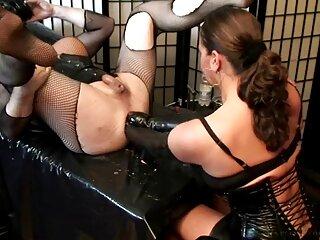 Dama caliente con peliculas hentai subtitulado curvas se acaricia entre sus piernas