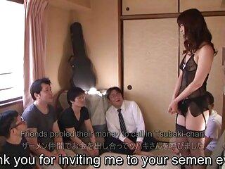 Maomi Nagasawa se hentai subtitulado online acaricia